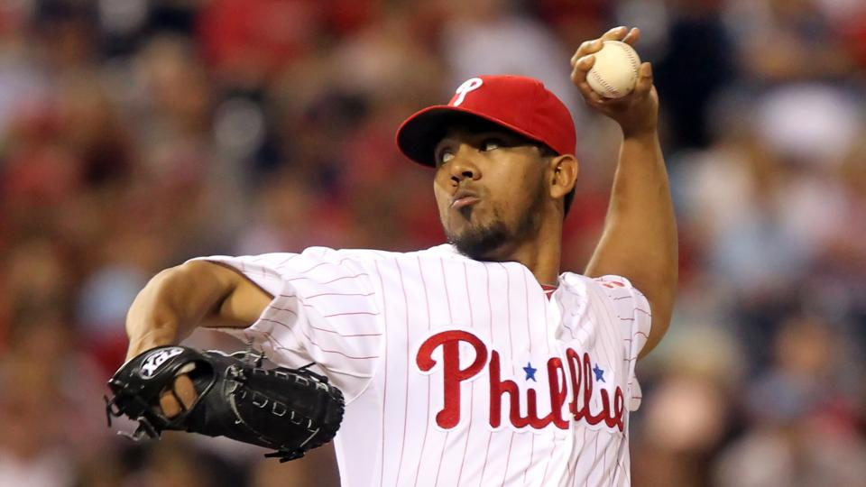 Report: Phillies' Antonio Bastardo getting interest on trade market