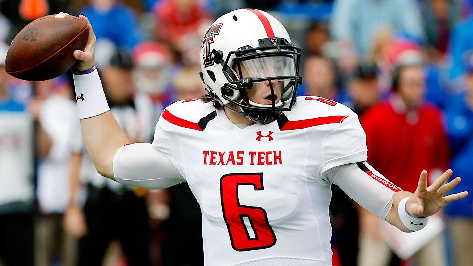 Baker Mayfield could add intriguing element at Oklahoma in 2014