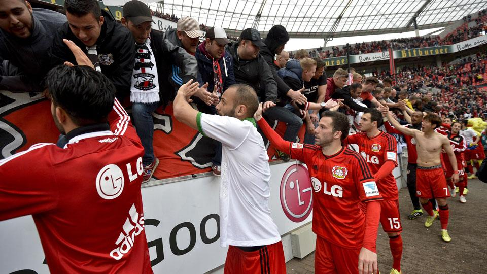 Bayer 04 Leverkusen schedule: Bundesliga fixtures 2014/2015