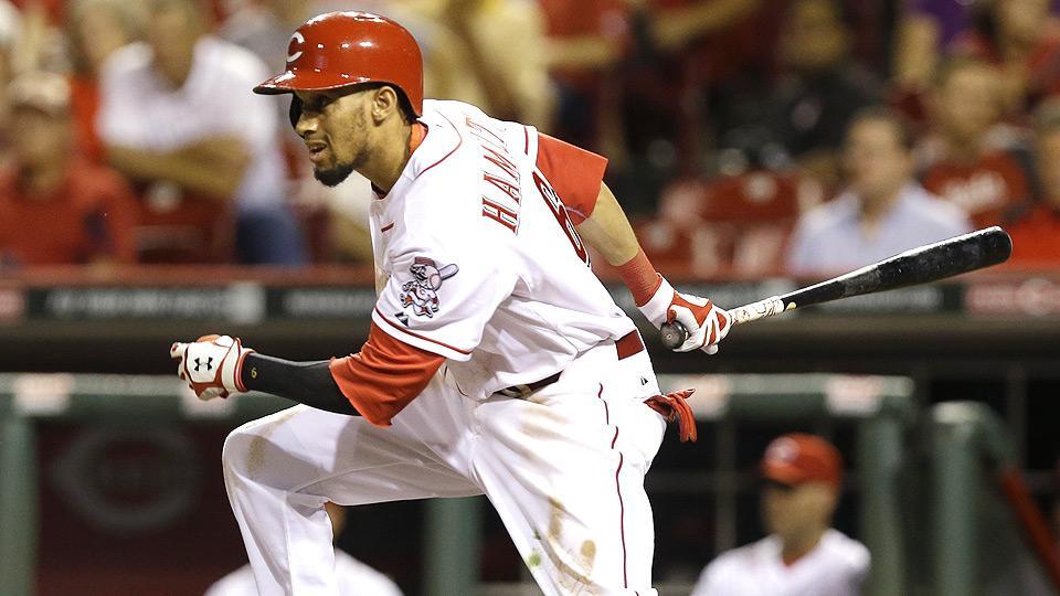 Daily fantasy baseball: Start Carter, Hamilton to win Friday's games