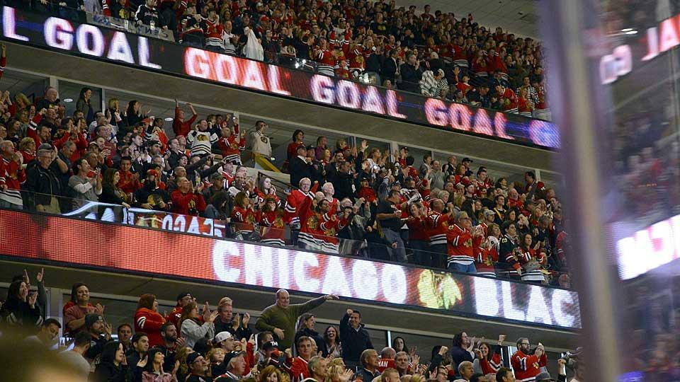 Ranking all 30 NHL teams' goal songs
