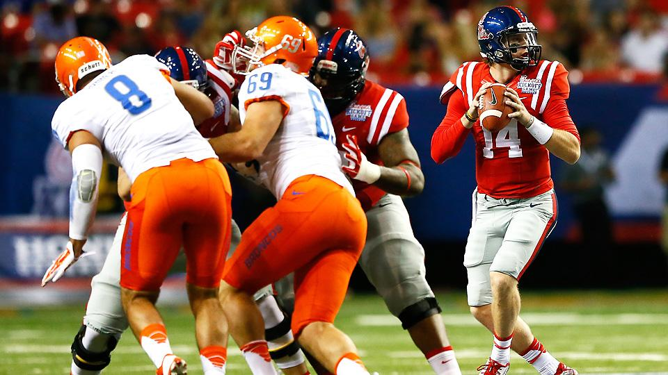 Three and Out: Ole Miss survives ugly first half to knock off Boise State