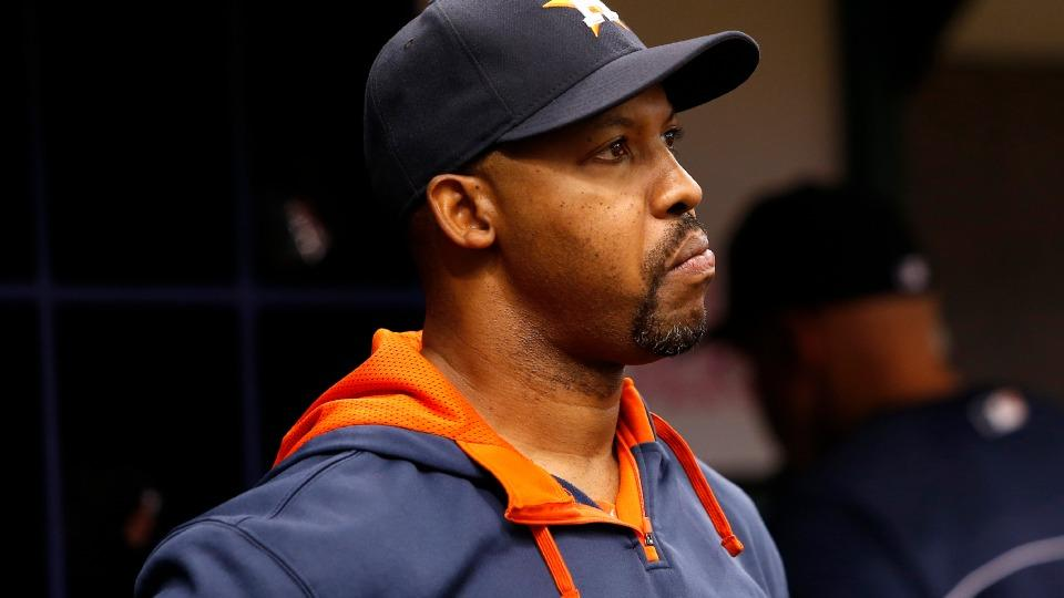 Another setback for Astros as team fires manager Bo Porter