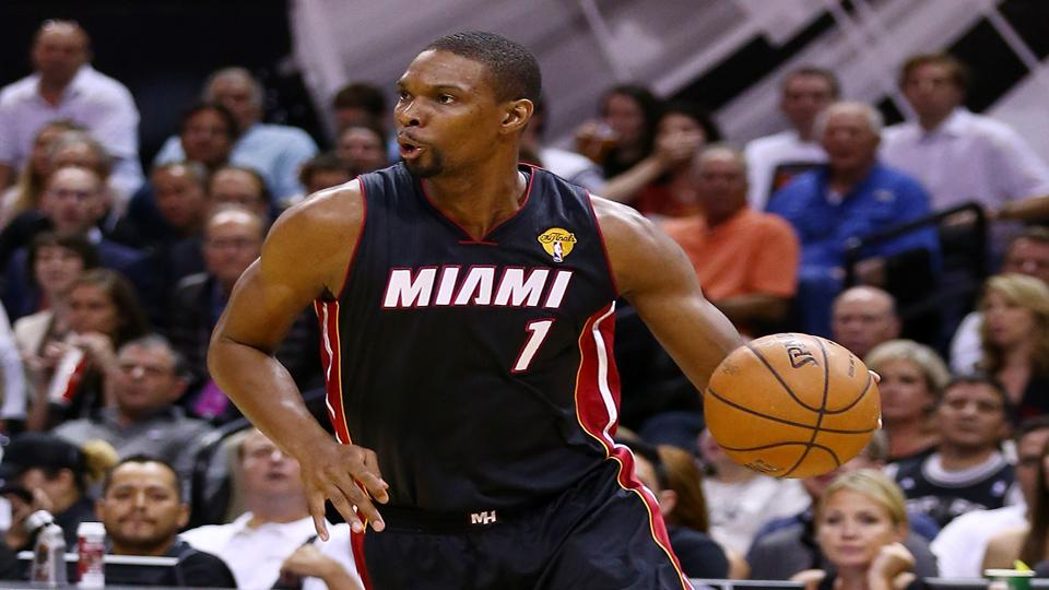 Report: Rockets offer free agent Chris Bosh four-year, $88 million max deal