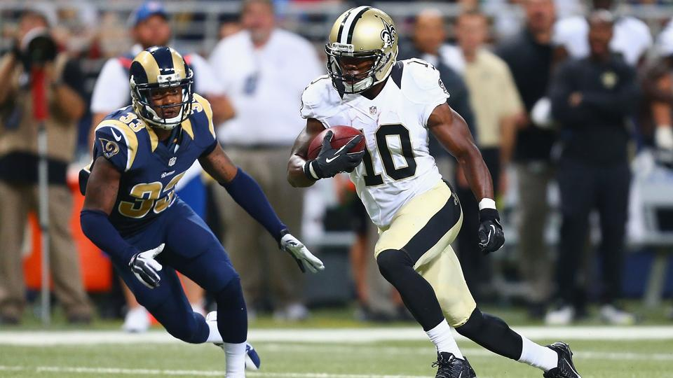 NFC South preview: Saints pace a division leaning on impact rookie WRs