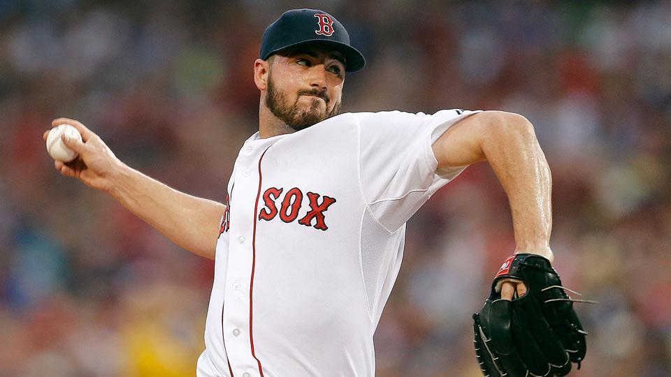 Red Sox pitcher Brandon Workman sent down to Triple-A