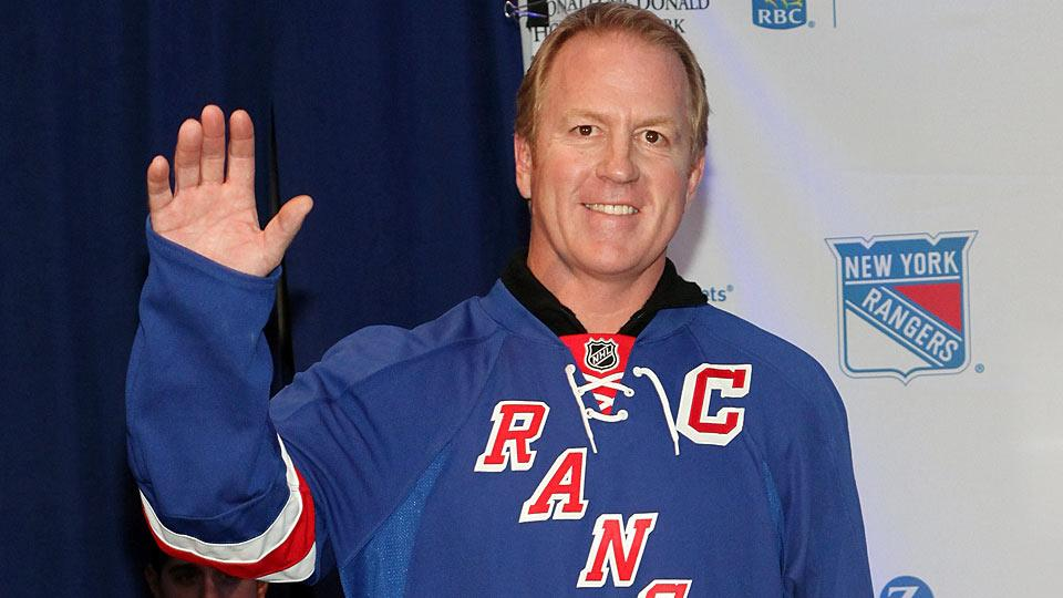Former New York Rangers great Brian Leetch joined the NHL's Department of Player safety in August 2013 and had said he was happy with his job.
