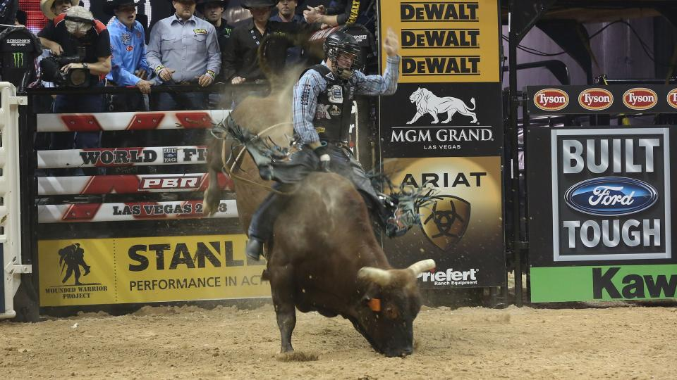 Professional Bull Riders, CBS agree to new TV contract with more coverage