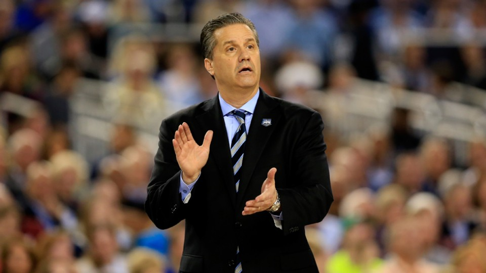 John Calipari 'in no hurry' to leave Kentucky