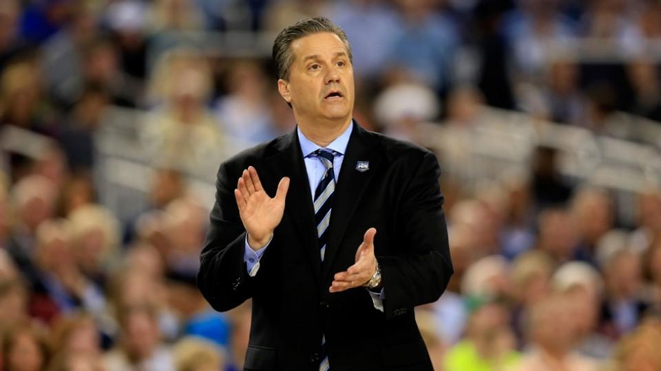 John Calipari 'in no hurry' to leave Kentucky
