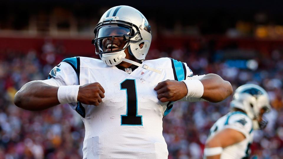 Panthers QB Cam Newton cleared for all drills