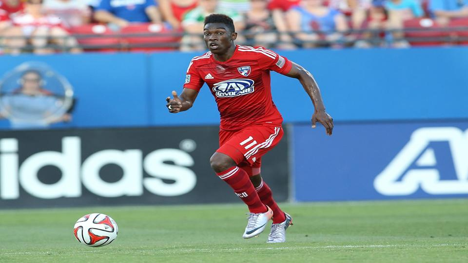FC Dallas striker Fabian Castillo fined, suspended four games after incident with official