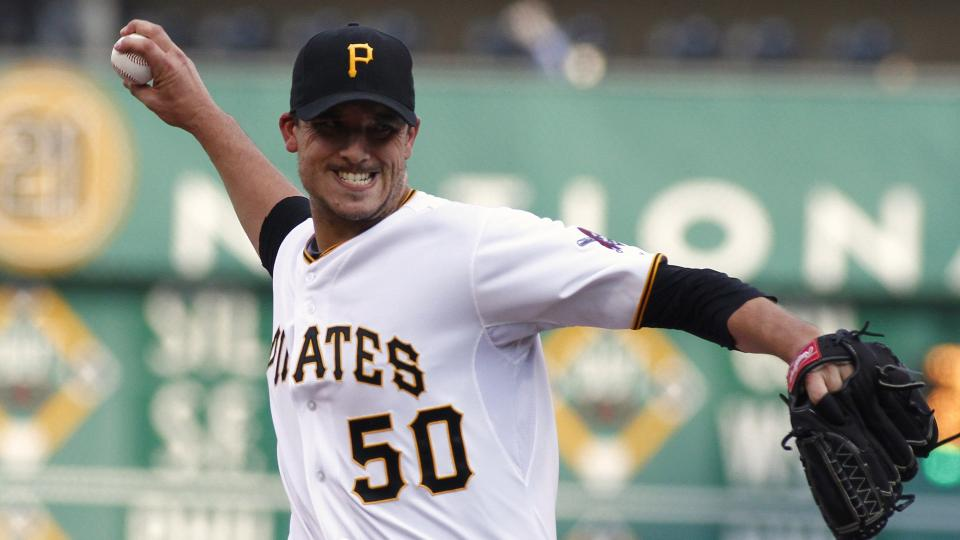 Charlie Morton has been one of the NL's finest pitchers recently and faces a favorable matchup against the Reds.