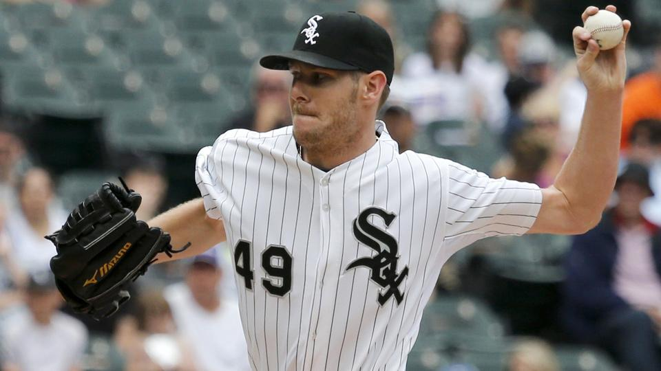 Of the five Final Vote candidates in the American League, Chris Sale has the lowest ERA (2.16), highest ERA+ (187) and the best strikeout-per-nine ratio (9.9).