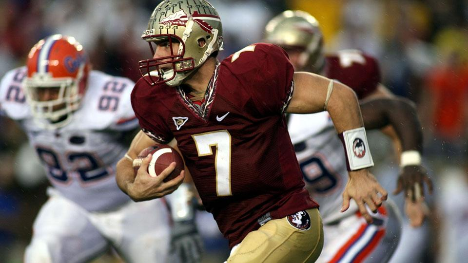 Christian Ponder names daughter after Bobby Bowden