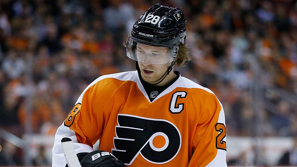 Flyers captain Claude Giroux has become the butt of jokes after being arrested for allegedly grabbing a police officer's rear end.