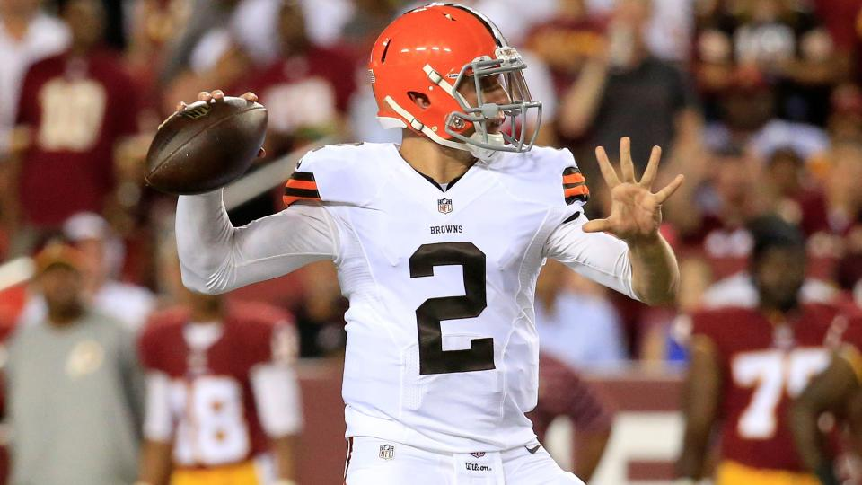 Redskins-Browns ESPN's second-highest rated preseason game ever