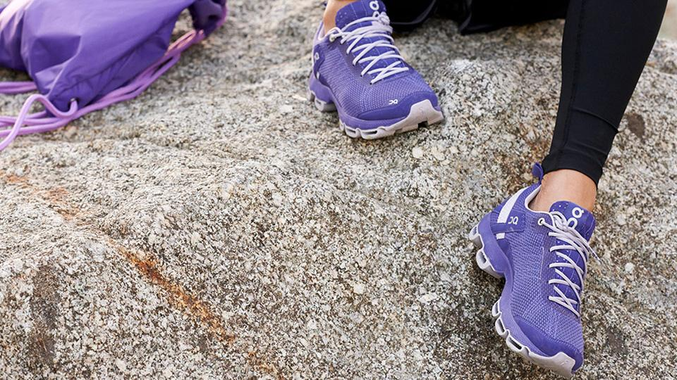 Running on clouds: Swiss shoemaker claims you can do just that