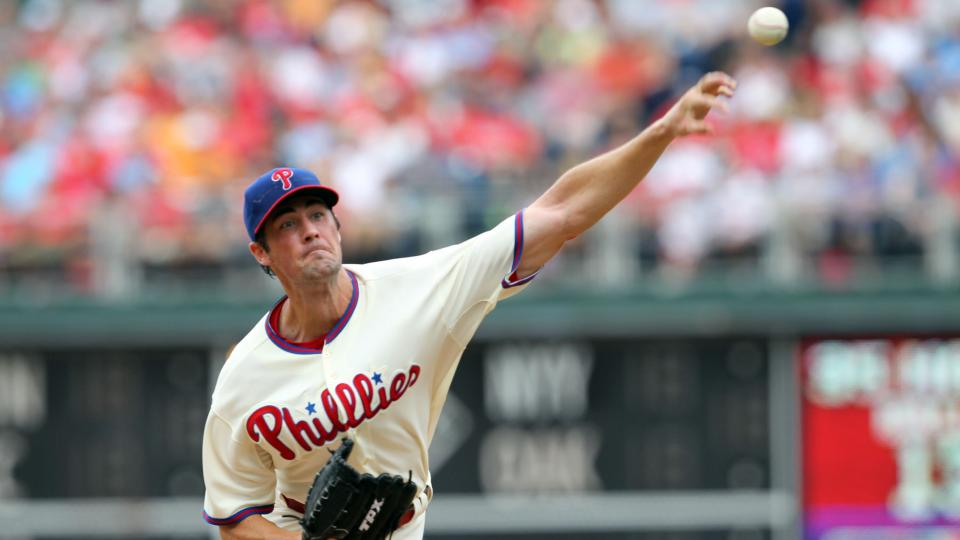 Report: Philadelphia Phillies unlikely to deal Cole Hamels