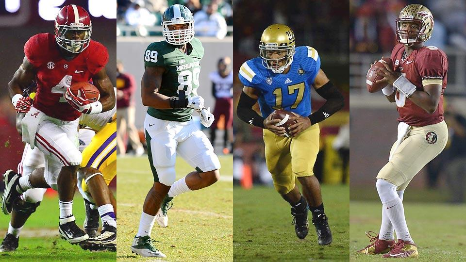 Preseason bowl projections: Who's headed to the playoff, all other bowls?