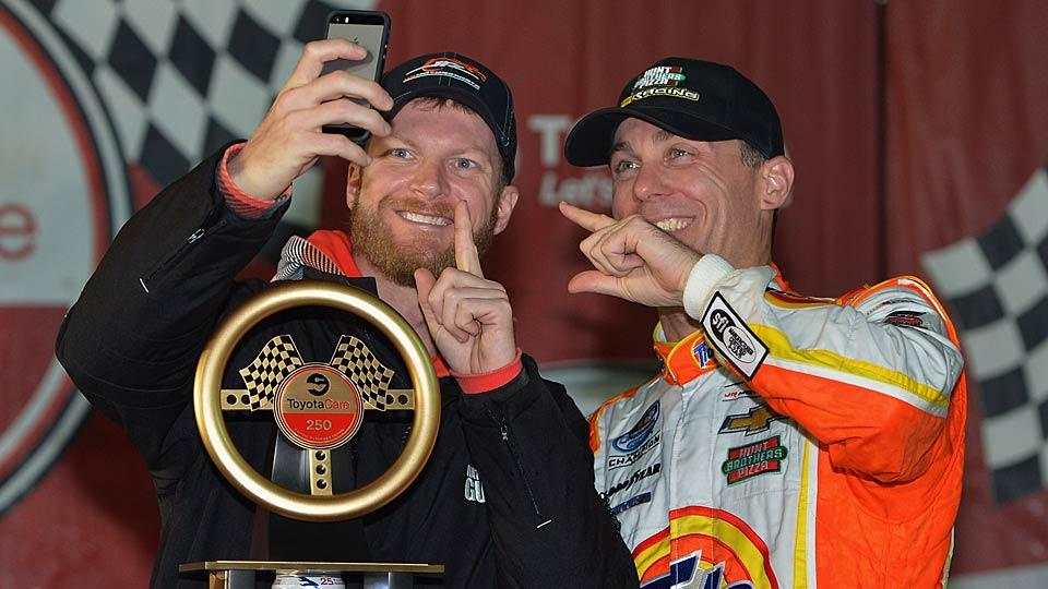 Time and some tough decisions have made Dale Earnhardt, Kevin Harvick and JR Motorsports a true force on the Nationwide circuit.