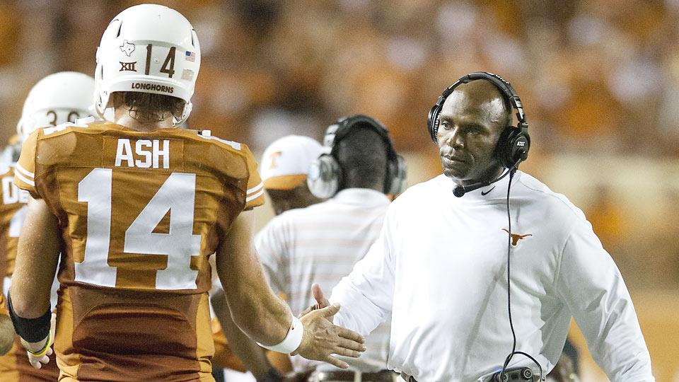 QB David Ash's injury deals big blow to Charlie Strong's first year at Texas