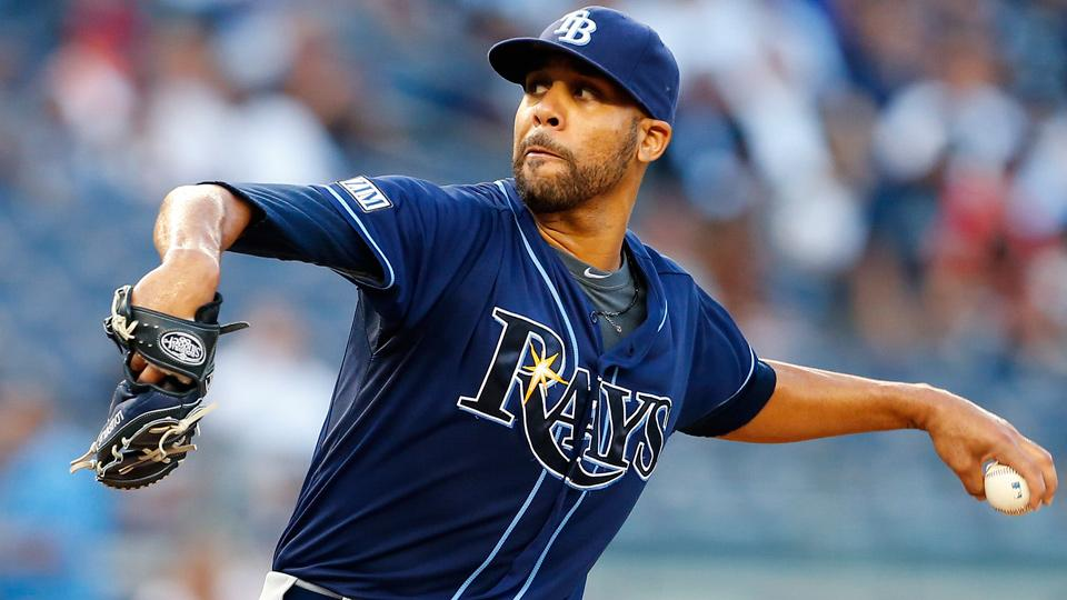 Tampa Bay Rays trade David Price to Detroit Tigers in three-team deal