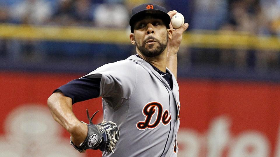 Report: Brewers tried to trade for David Price