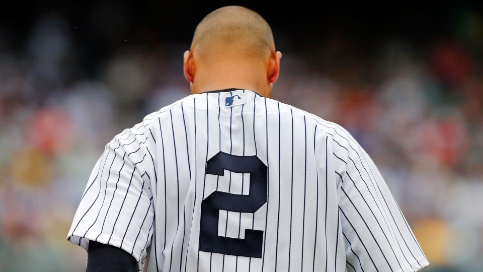Derek Jeter tops list of best-selling jerseys in MLB