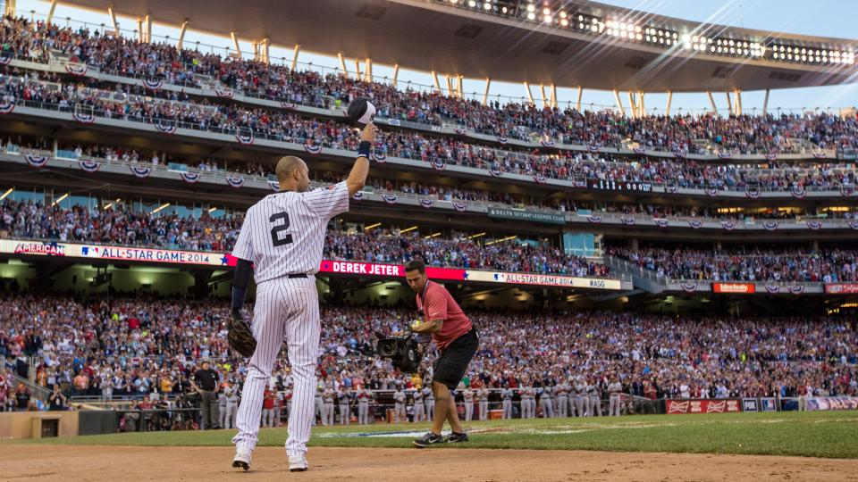 Yankees announce Derek Jeter farewell ceremony for Sept. 7