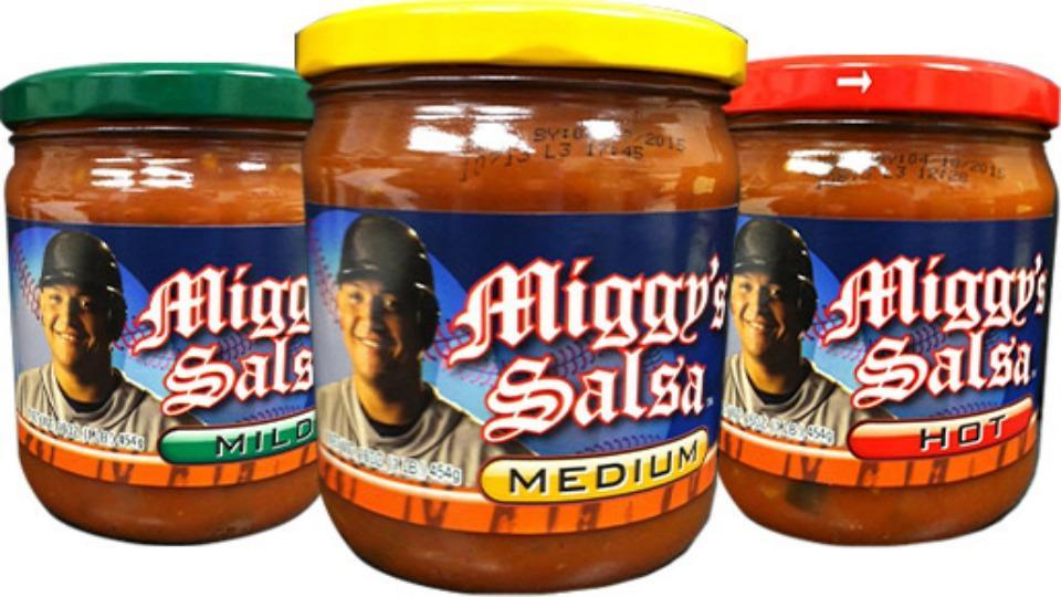 Tigers' Miguel Cabrera has his own line of salsa