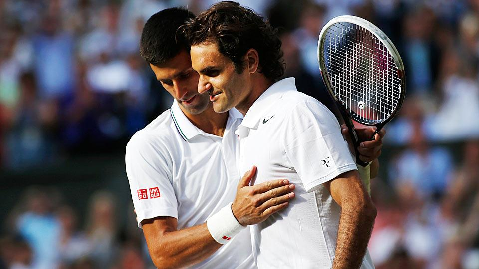 Novak Djokovic and Roger Federer produced a riveting Wimbledon's final on Sunday.
