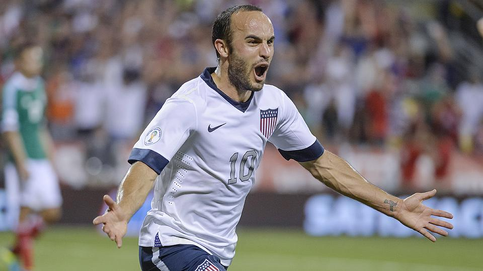 In rising above detractors, Landon Donovan sealed his legacy