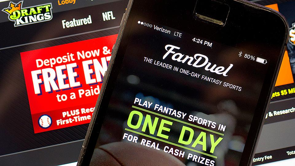 NBA, sports investment groups among those sued over DFS