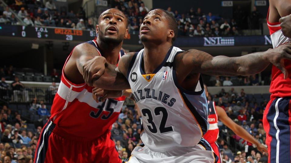 Report: Grizzlies' Ed Davis will be an unrestricted free agent