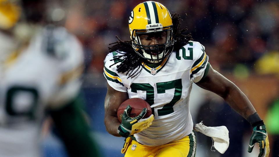 Packers running back Eddie Lacy says second season will be tougher