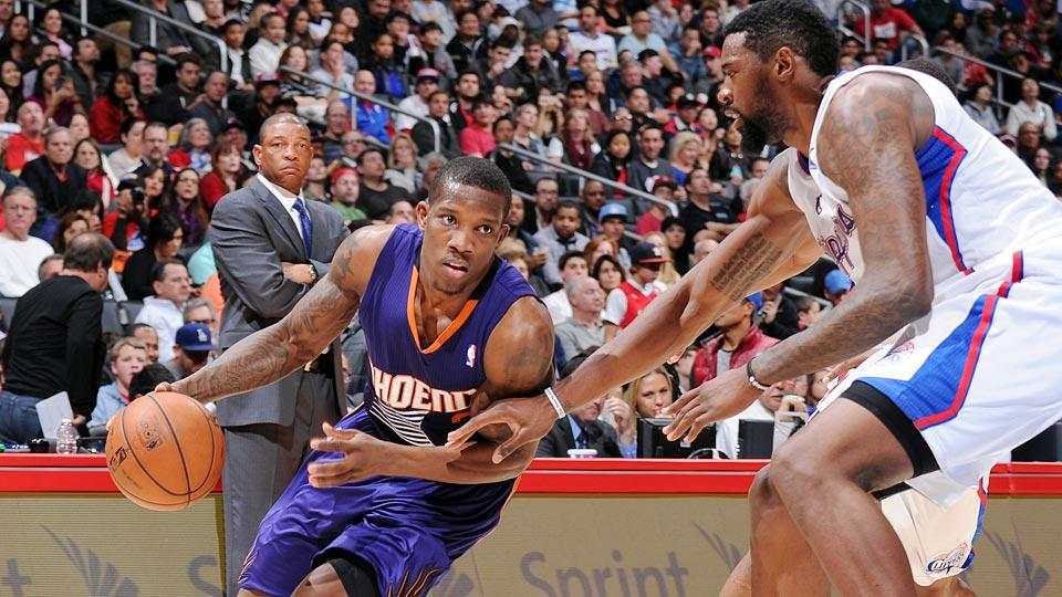 Eric Bledsoe had a breakout year with the Suns last season, averaging 17.7 points, 4.7 rebounds and 5.5 assists in 43 games.