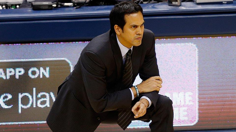 From 'The Dungeon' to the top: Erik Spoelstra's rise with the Heat