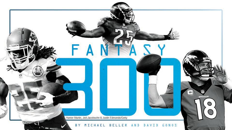 2014 Fantasy Football Top 300