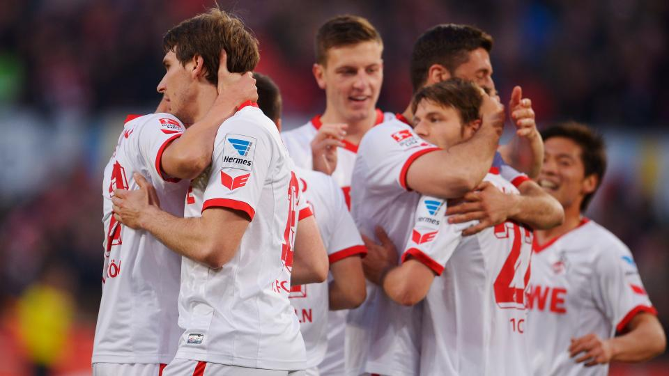 FC Cologne schedule: Bundesliga fixtures 2014/2015