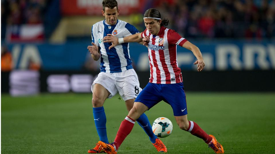 Chelsea acquires Filipe Luís from Atlético Madrid for £20m