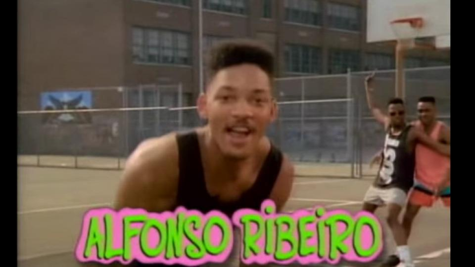 The Suns and Sixers talked about the Fresh Prince over Twitter
