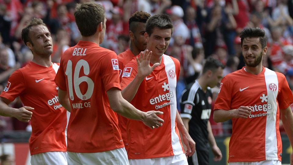 Mainz schedule: Bundesliga fixtures 2014/2015