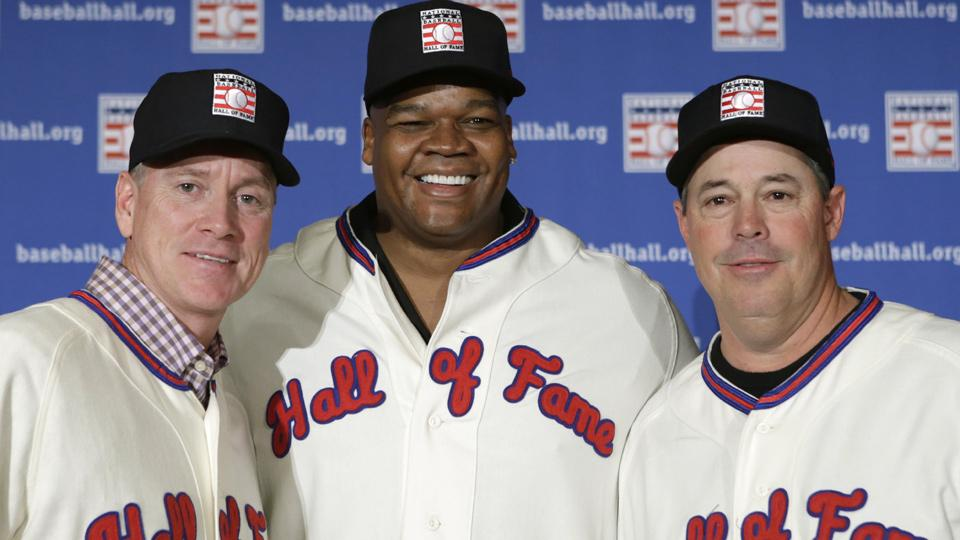MLB Hall of Fame induction weekend: Read all about the incoming class