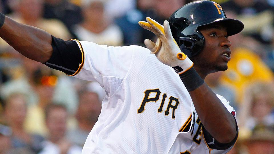 Gregory Polanco has posted a .306/.392/.435 line with three homers and 12 RBIs in 98 plate appearances since being called up to Pittsburgh on June 10.