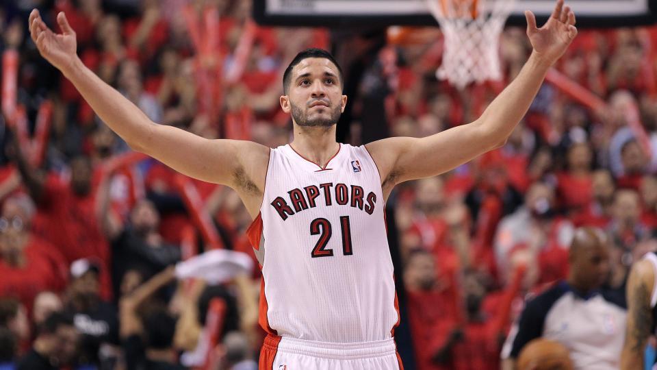 Report: Raptors close to signing Greivis Vasquez