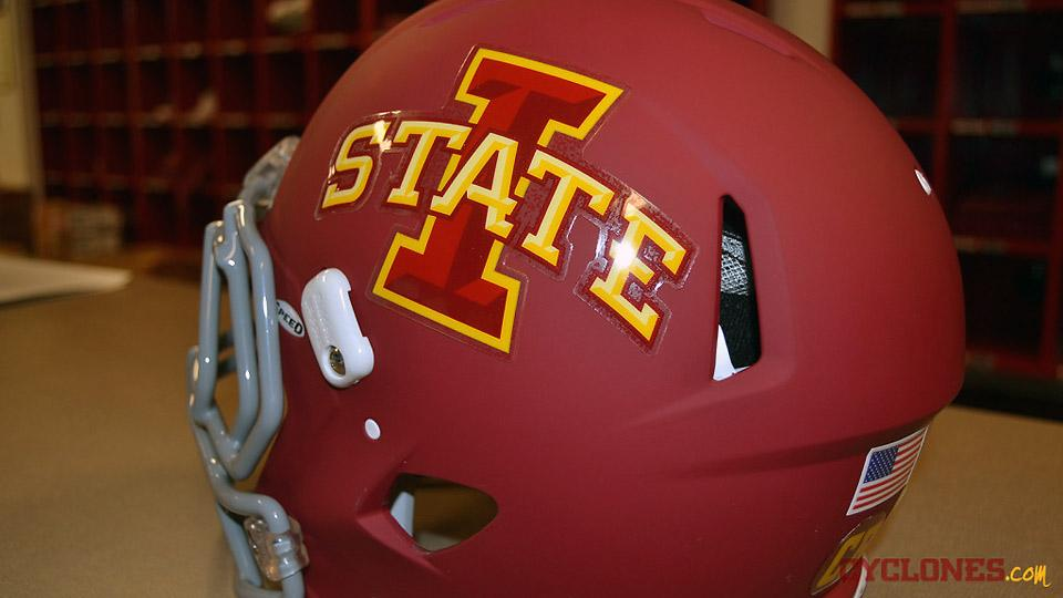 Iowa State to wear matte helmets for select games
