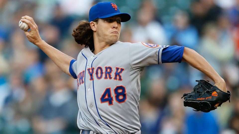 Mets' surplus of young pitchers takes hit with deGrom, Mejia injuries