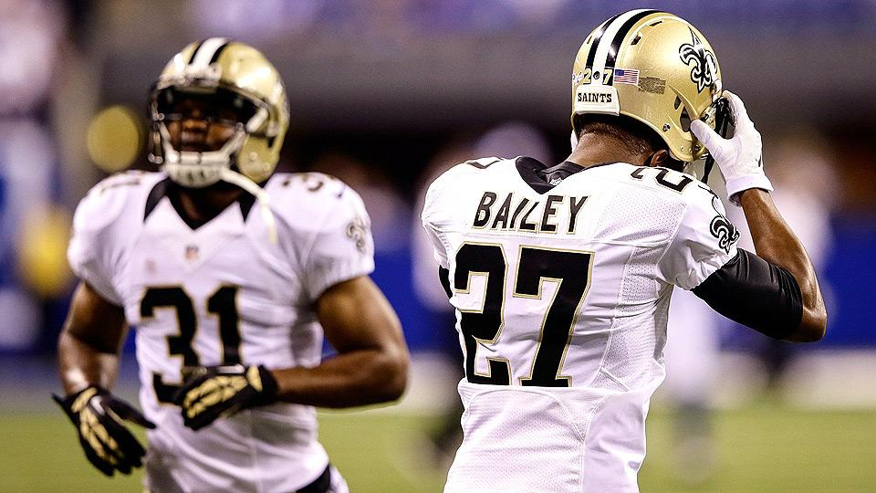 Bailey, Byrd bring a mix of experience and promise to Saints secondary