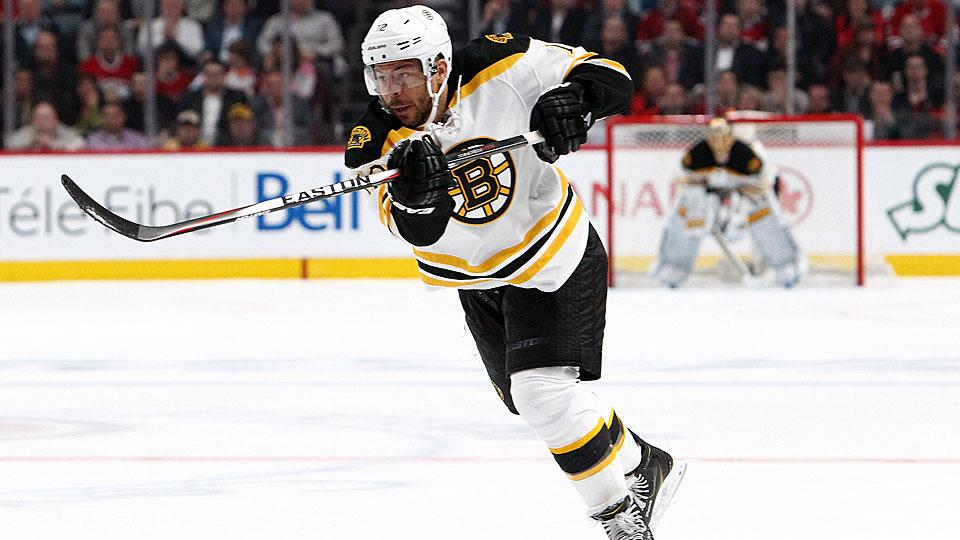 Veteran winger Jarome Iginla hoped to stay in Boston, but the Bruins' cap squeeze led to him taking a three-year deal with Colorado.